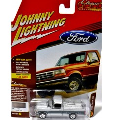 Johnny Lightning Classic Gold Hobby Exclusive - 1993 Ford F-150 Pickup Truck