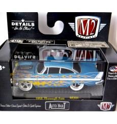 M2 Auto-Vault - 1958 Plymouth Fury