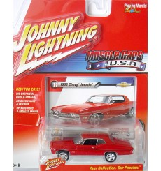 Johnny Lightning Muscle Cars USA - 1968 Chevrolet Impala