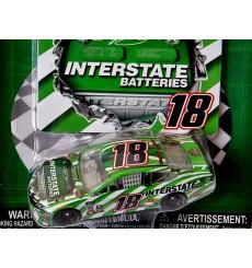 NASCAR Authentics - Joe Gibbs Racing - Kyle Busch Interstate Batteries Toyota Camry