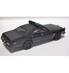 Greenlight Black Bandit -  1976 Dodge Coronet Police Car