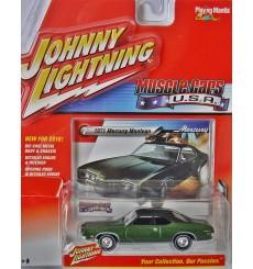 Johnny Lightning Muscle Cars USA - 1971 Mercury Montego