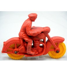 Auburn Rubber - Motorcycle Cop - Small