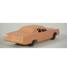 Vintage Plastic -JVZ Co - 1969 Mercury Marquis