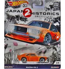 Hot Wheels Car Culture - Japan Historics - Mazda RX-3