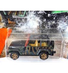 Matchbox - Color Changers - Jeep Wrangler