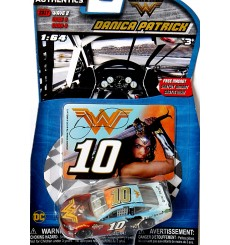 NASCAR Authentics - Stewart-Hass Racing - Danica Patrick Wonder Woman  Ford Fusion