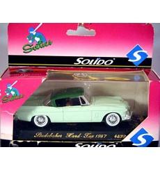 Solido - 1957 Studebaker Silver Hawk Hard Top