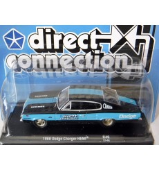 M2 Machines Drivers - MOPAR Direct Connection - 1966 Dodge Charger Hemi