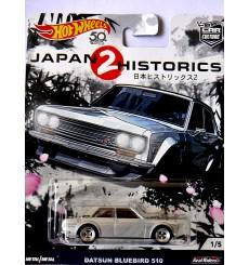 Hot Wheels Car Culture - Japan Historics - Datsun Bluebird 210