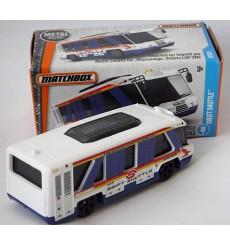 Matchbox Power Grabs - Swift Shuttle Bus