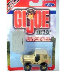 Maisto GI Joe Series Military Jeep