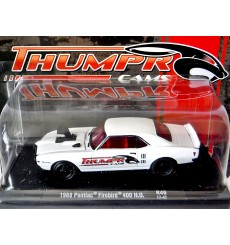 M2 Machines Drivers - Thumpr Cans 1968 Pontiac Firebird 400 HO