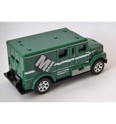 Matchbox -  M-Bank Armored Car