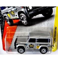 Matchbox Land Rover 90