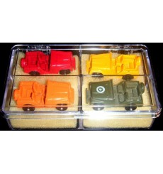 Midgetoy - Jeep Set in original display case