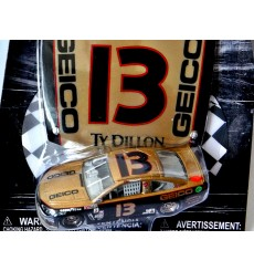 NASCAR Authentics - Throwback Paint Job -Ty Dillon Smokey Yunick Geico Chevrolet SS