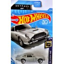 Hot Wheels - James Bond 007 - 1963 Aston Martin DB5 - Skyfall