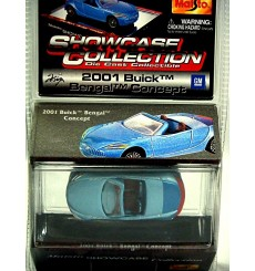 Maisto Showcase Collection - 2001 Buick Bengal Concept Vehicle