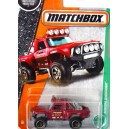 Matchbox - Sonora Shredder Off Road Race Truck