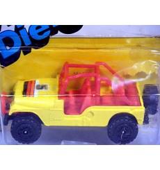 Corgi Juniors (182-a-1) Jeep Renegade 4x4
