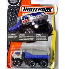 Matchbox - Terrainiac- HD 6 Wheel Truck