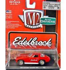 M2 Machines Drivers Edelbrock 1966 Chevrolet Corvette 427 Coupe