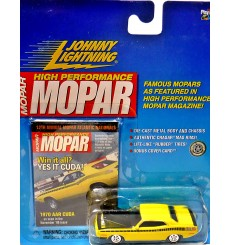 Johnny Lightning High Performance MOPAR - 1970 Plymouth AAR Cuda