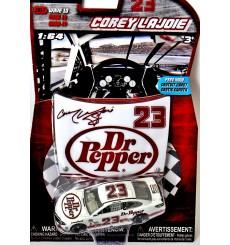 NASCAR Authentics - Corey LaJoie Dr Pepper Toyota Camry
