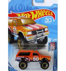 Hot Wheels -  Chevy Blazer 4x4 Football Tailgate Truck