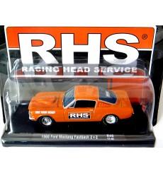 M2 Machnies Drivers -  RHS - 1965 Ford Mustang Fastback 2+2 289
