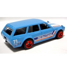 Hot Wheels - 1971 Datsun Bluebird 510 Wagon