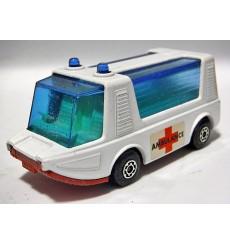 Matchbox - Stretcha Fetcha EMT Ambulance