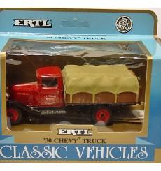 Ertl -  1930 Chevrolet Covered Bed CarthageTruck