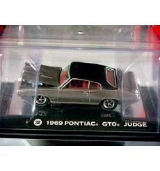 Johnny Lightning Gold Series - 1969 Pontiac GTO Judge