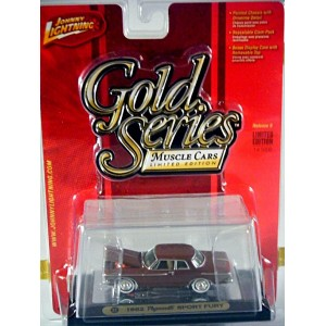 Johnny Lightning Gold Series: 1962 Plymouth Sport Fury