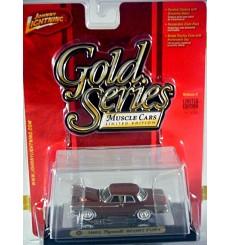 Johnny Lightning Gold Series: 1962 Plymouth Sport Fury