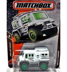 Matchbox - Arctic Thunder Snow 4x4