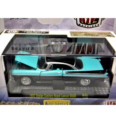 M2 Machines Auto-Thentics 1957 Dodge Custom Royal Lancer D500
