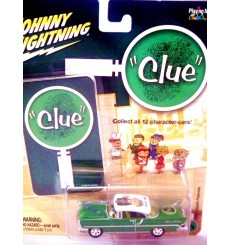 Johnny Lighting Clue 1957 Lincoln Premiere