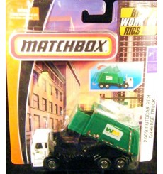 Matchbox Working Rigs Autocar ACX Waste Management Garbage Truck