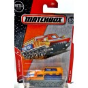 Matchbox - RSQ-18 Tank - Winter Rescue Vehicle