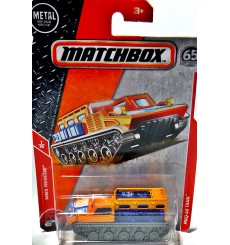 Matchbox - RSQ-18 Tank - Winter Rescue Vehicle