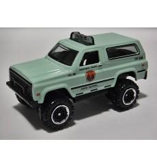 Matchbox Chevolet Blazer National Parks Patrol