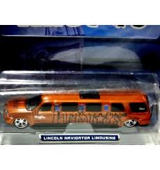 Maisto - All Stars - Lincoln Navigator Stretch Limousine
