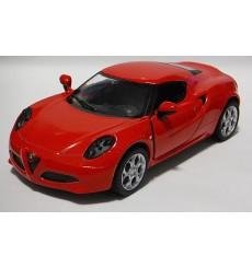 KiNSMART - Alfa Romeo 4C