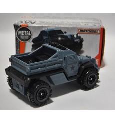 Matchbox Power Grabs - Road Raider Military Police Truck