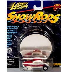 Johnny Lightning George Barris Speed Coupe Salt Flats Racer