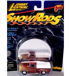 Johnny Lightning Show Rods George Barris Wild Kat Custom Ford Pickup Truck