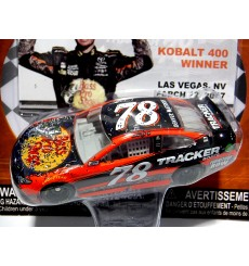 NASCAR Authentics -  Martin Truex Jr. Bass Pro Shops Toyota Camry Winner